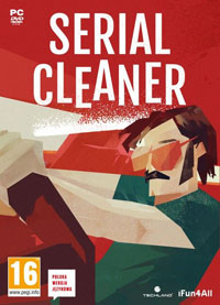 Okładka Serial Cleaner (PC)
