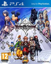 Kingdom Hearts HD 2.8: Final Chapter Prologue Game Box