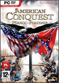 Gra American Conquest: Divided Nation (PC)