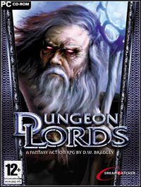 OkÅadka Dungeon Lords (PC)