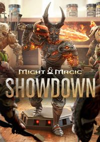 Might & Magic Showdown Game Box