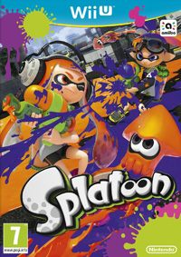 Splatoon Game Box