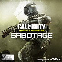 Game Call of Duty: Infinite Warfare - Sabotage (PS4) Cover