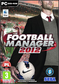 Gra Football Manager 2012 (PC)