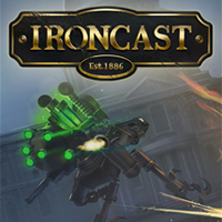 Game Ironcast (PC) Cover