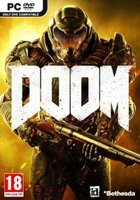 Game Doom (XONE) Cover