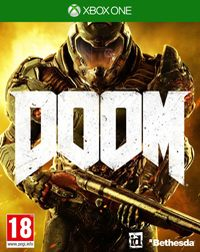 Game Doom (PS4) Cover