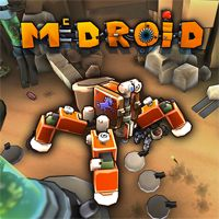 Game McDroid (PC) Cover