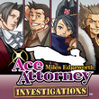 game Ace Attorney Investigations: Miles Edgeworth