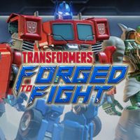 Game Transformers: Forged to Fight (iOS) Cover