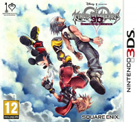 Game Kingdom Hearts: Dream Drop Distance (3DS) Cover