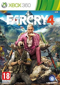 Game Far Cry 4 (X360) Cover