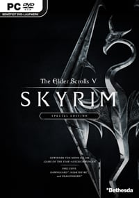 Okładka The Elder Scrolls V: Skyrim Special Edition (PC)