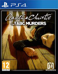 Agatha Christie: The ABC Murders [PS4]