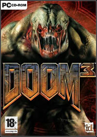 Game Doom 3 (PC) Cover