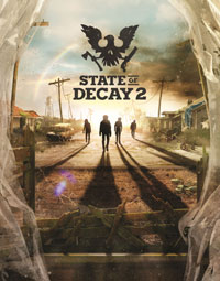 Game State of Decay 2 (XONE) Cover