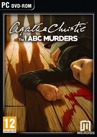 Game Agatha Christie: The ABC Murders (PC) Cover
