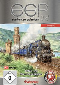 Game Eisenbahn.exe Professional 12 (PC) Cover