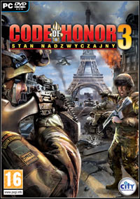 Gra Code of Honor 3: Desperate Measures (PC)