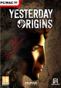 Game Yesterday Origins (PC) Cover