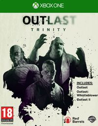 Game Outlast Trinity (PS4) Cover