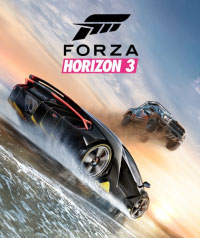 Game Forza Horizon 3 (PC) Cover