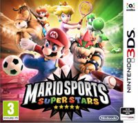 Game Mario Sports Superstars (3DS) Cover
