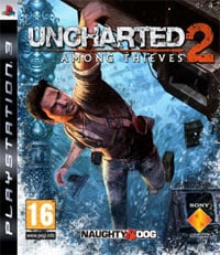 Game Uncharted 2: Among Thieves (PS3) Cover