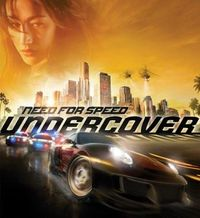Game Need for Speed: Undercover (PC) Cover