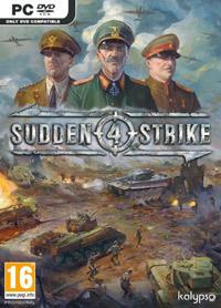 Game Sudden Strike 4 (PC) Cover