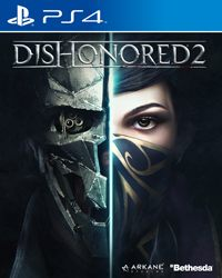 Okładka Dishonored 2 (PS4)