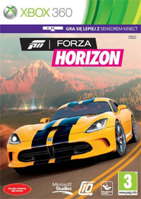 Forza Horizon Game Box