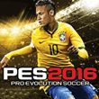 Game Pro Evolution Soccer 2016 (PS3) Cover