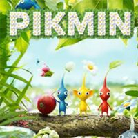 Pikmin 3DS Game Box