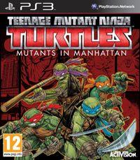 Teenage Mutant Ninja Turtles Mutants in Manhattan (2016) PS3 - P2P