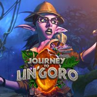 Hearthstone: Journey to Un'Goro Game Box