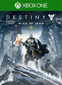 Game Destiny: Rise of Iron (PS4) Cover