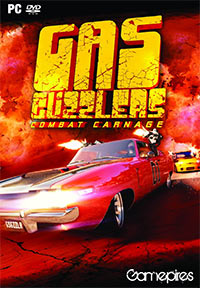 Gas Guzzlers: Combat Carnage Game Box