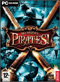 Sid Meier's Pirates! (2004) [PC]