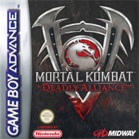 Mortal Kombat: Deadly Alliance [GBA]
