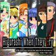 game Higurashi When They Cry