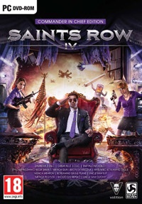 Gra Saints Row IV (PC)