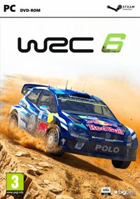 Game WRC 6 (PC) Cover