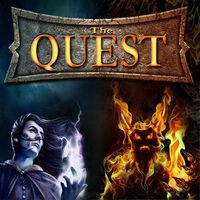 The Quest Game Box