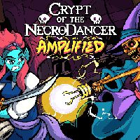 Game Crypt of the NecroDancer: AMPLIFIED (PC) Cover