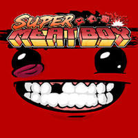 Okładka Super Meat Boy (Switch)
