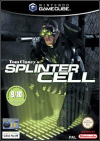 Okładka Tom Clancy's Splinter Cell (GCN)