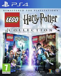Lego Harry Potter Collection Game Box