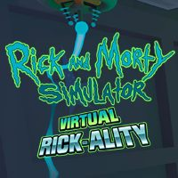 Game Rick and Morty: Virtual Rick-ality (PC) Cover