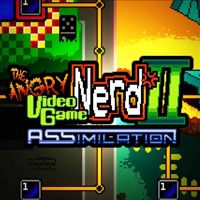 Game Angry Video Game Nerd II: ASSimilation (PC) Cover